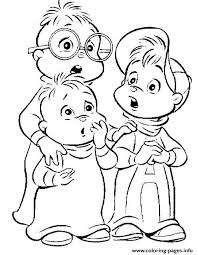 Small Picture coloring pages of alvin and the chipmunks Coloring pages Printable