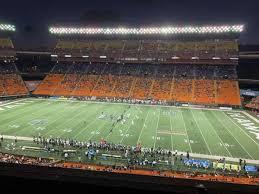 Aloha Stadium Seating Chart Virtual Photos At Aloha Stadium