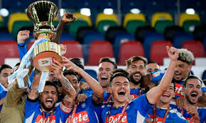 Napoli hold nerve to sink Juventus in shootout after goalless Coppa Italia  final | Napoli