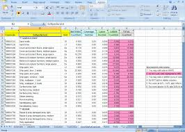 paint cost estimator sheet for excel