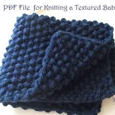 Chunky Knit Blanket Pattern Custom Giant Chunky Knit Blanket Pattern Easy Knitting Pattern To Knit A