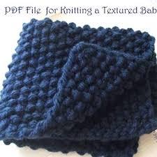 Chunky Knit Blanket Pattern Custom Giant Chunky Knit Blanket Pattern Easy Knitting Pattern To Knit A