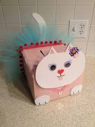 50 irresistable valentine's day recipes. Morgan S Kitty Cat Valentine Mailbox Felt With Foam Valentine Card Box Girls Valentines Boxes Kids Valentine Boxes