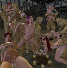 The way of fantasy lust on this 3D monster porn picture