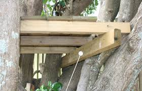 how to build a treehouse. Treehouse How To Build A