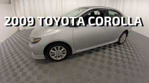 2009 Toyota Corolla S - Used Car for Sale at Car Price Countdown ...