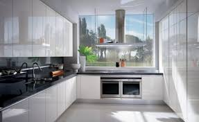 kitchen modern white. Modern White Kitchen Backsplash