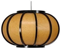 asian pendant lighting. Harajuku Hanging Lantern - Asian Pendant Lighting By Oriental Furniture K
