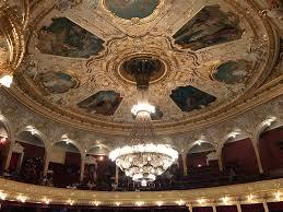Odessa Opernhaus Decke Kronleuchter Kscheib Kscheib
