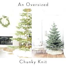 how to make a tree collar galvanized custom painted christmas skirt attractive ideas crate and barrel m46