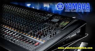 yamaha mixer. mixer sound system yamaha mgp24x dan mgp32x