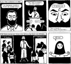 the veil in persepolis essays beyond the veil graphic the veil in persepolis essays