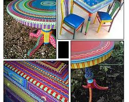 colorful painted furniture. Hand Painted Furniture, Custom Colorful Furniture Made To Order