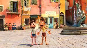 Luca Animation Movie Wallpaper 4K #7.3149