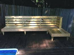 Best Scheme Diy Patio Bench Diy Outdoor Bench Cushion  Photogridfo Of Diy  Patio Bench