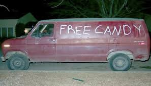 Image result for free candy van