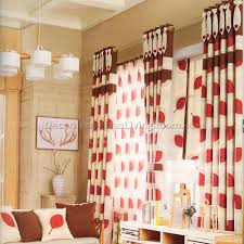 Patterned Curtains For Living Room Red Patterned Curtains Living Room 1 Best Living Room Furniture