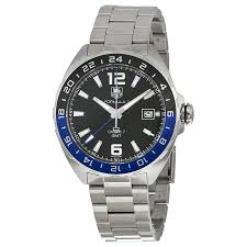tag heuer formula one automatic black dial men s watch tag heuer formula one automatic black dial men s watch waz211aba0875