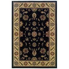 stratford kazmir black 7 ft x 11 ft area rug