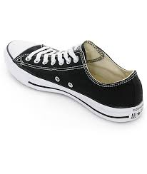 converse all star black. converse chuck taylor all star black \u0026 white shoes