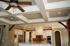faux coffered ceiling faux ceiling kits diy coffered drop ceiling