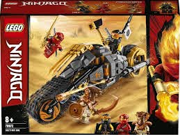 bol.com   LEGO NINJAGO Cole's Crossmotor - 70672