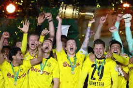 He joined bvb in late 2010. 4 1 Gegen Rb Leipzig Borussia Dortmund Ist Dfb Pokalsieger Sport Tagesspiegel