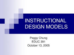 Instructional Design Theory And Models Ppt Ppt Instructional Design Models Powerpoint Presentation