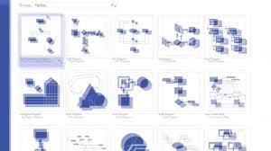 Creating Flowcharts And Organization Charts In Microsoft Visio 2013 Universal Class