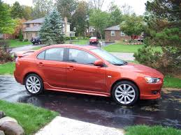 Review: 2010 Lancer GTS - The Truth About Cars
