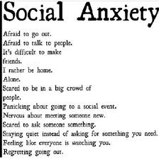 Social Anxiety Quotes Delectable Quotes About Having Social Anxiety 48 Quotes
