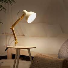 Tomons Modern Warm White Led Desk Lamp E26