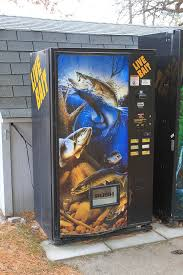 Used Live Bait Vending Machine For Sale Inspiration Bait Machine Wikiwand