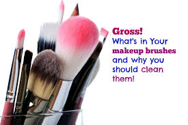 easy steps on how to clean your make up brushes