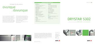 Formati Brochure Drystar 5302 Agfa Healthcare Catalogo Pdf Documentazione