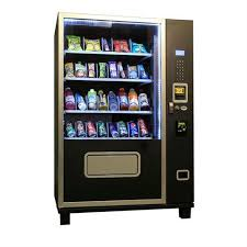 Snack Vending Machines With Card Reader Stunning Vending Machines For Sale Buy Credit Card Combo Vending Machines