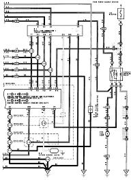 2001 toyota corolla wiring diagram manual original valid 1990 toyota