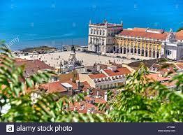 Lissabon ist die Hauptstadt und größte Stadt von Portugal Stockfotografie -  Alamy