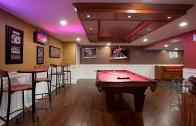 View In Gallery Neon Lights Give The Game Room A Sense Of Authenticity  Decoist