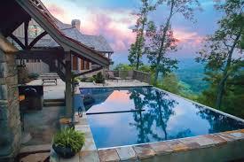 backyard infinity pools. Infinity Pool Designs Inspiration Backyard Pools U