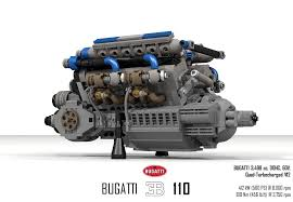 15 litres of oil in the dry sump lubrication ensured sufficient engine lubrication. Bugatti Eb110 Gt Ucs 3 5l V12 Dohv 48v Quad Turbo Engine 1991 A Photo On Flickriver