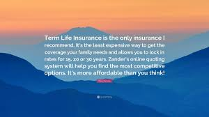 zander insurance dave ramsey term life insurance quotes dave ramsey 44billionlater zander insurance dave