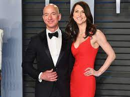MacKenzie Bezos die reichste Frau ...