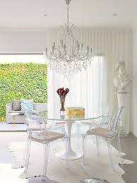 acrylic lucite ghost chairs eero saarinen tulip table dining room ideas bathroomlovely lucite desk chair vintage office clear