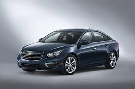 2015 Chevrolet Cruze Review - Top Speed