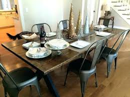 farm table chairs county plank top planed image farmhouse metal