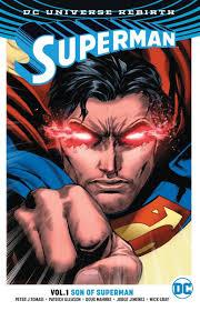 Amazon.com: Superman Vol. 1: Son Of Superman (Rebirth ...