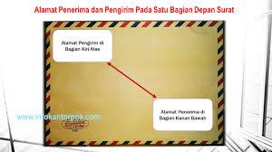 Cara Mengirim Surat Atau Dokumen Yang Benar Di Kantorpos Dan