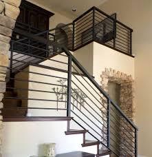 Horizontal Rod Iron Stair Railing | Choosing Rod Iron Stair Railing  Correctly | Pinterest | Iron stair railing, Stair railing and Iron