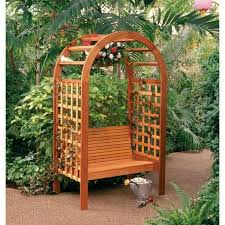 Small Picture Woodworking Project Paper Plan to Build Garden Arbor